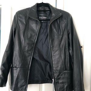 Wilson Vintage Leather Jacket